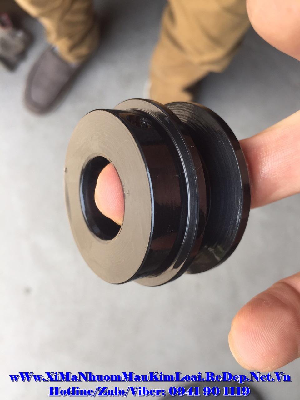 Nhuộm màu đen kim loại sắt thép chống ăn mòn kim loại